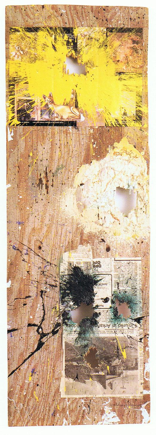 L'histoire est un cauchemar dont j'essaie de m'éveiller / G. Mar dans Anarchies William-S.-Burroughs-The-Curse-of-Bast-1987