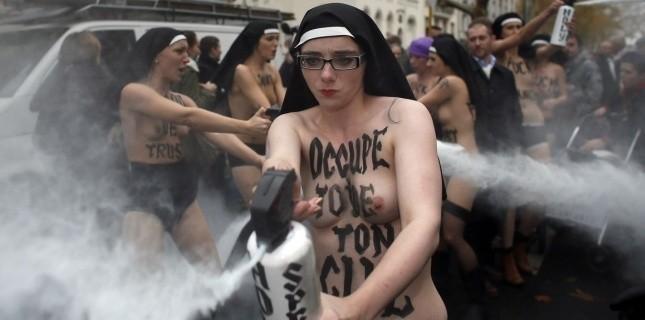 Femen ! dans Action femen-civitas