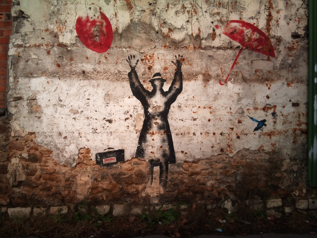 Autochtone imaginaire, étranger imaginé - Retours sur la xénophobie ambiante / Alain Brossat dans Agora nemo
