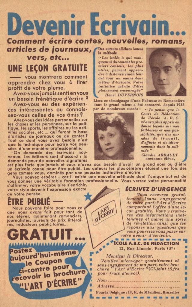 Le livre imaginaire, ou comment oublier une leçon de Foucault / Diogo Sardinha / en réponse à Alain Brossat dans Agora apprendre_a_ecrire