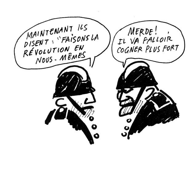 La Communauté inavouable / Maurice Blanchot dans Anarchies 01