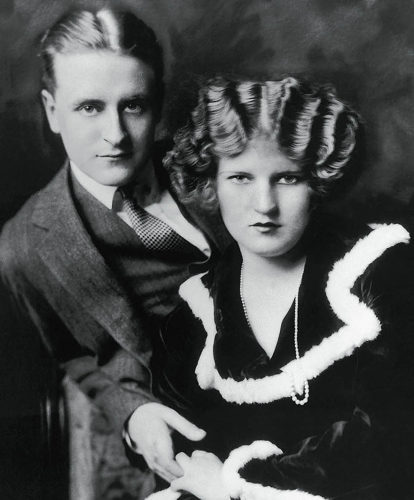 La Fêlure / Francis Scott Fitzgerald dans Pitres scott-zelda-fitzgerald