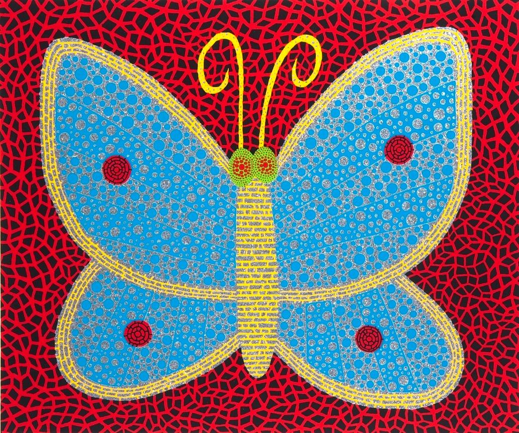 kusama papillon