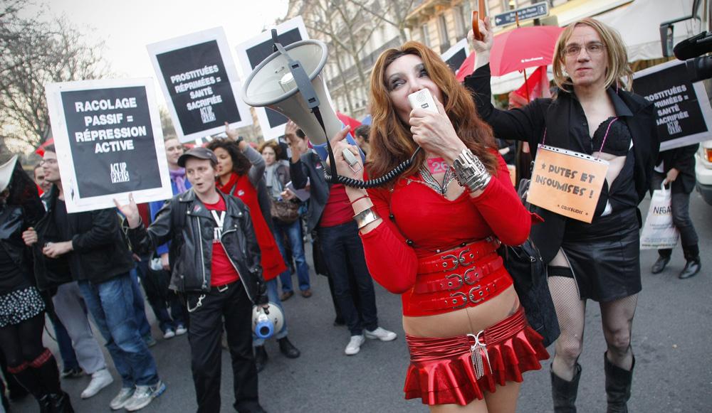 violence envers les prostituées